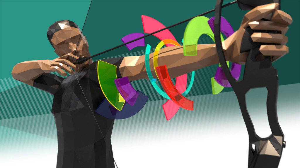 motion graphics asian games title sequence image 1
