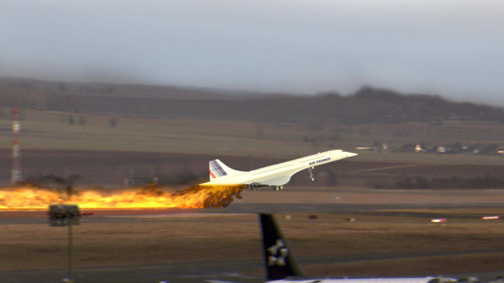 visual effects london concorde documentary visual effects image